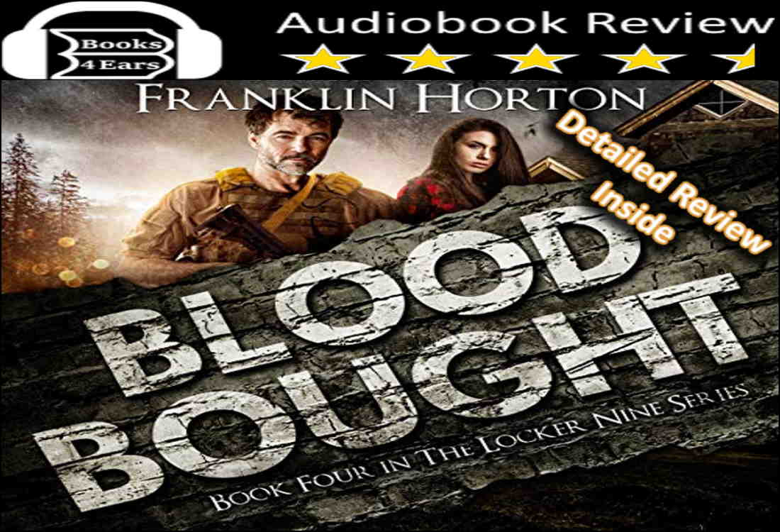 Blood Bought – Audiobook Review