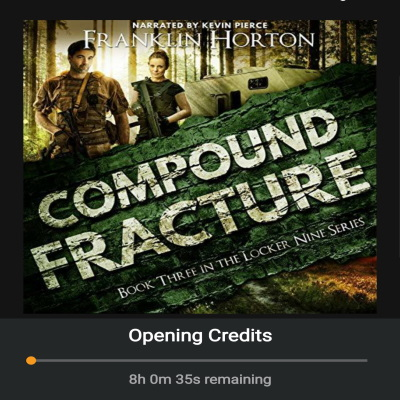 Compound Fracture – Audiobook Review