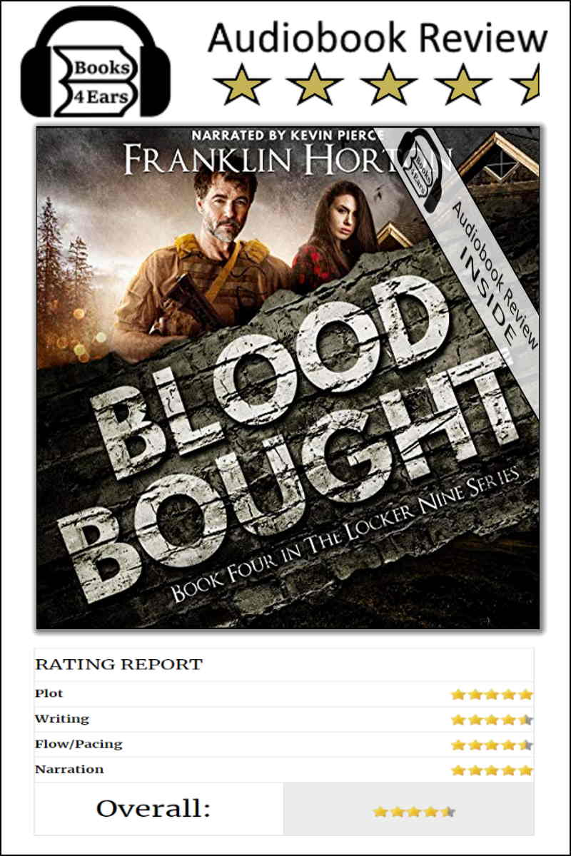 Blood Bought book review and complete character list via @Books4Ears via @Books4Ears