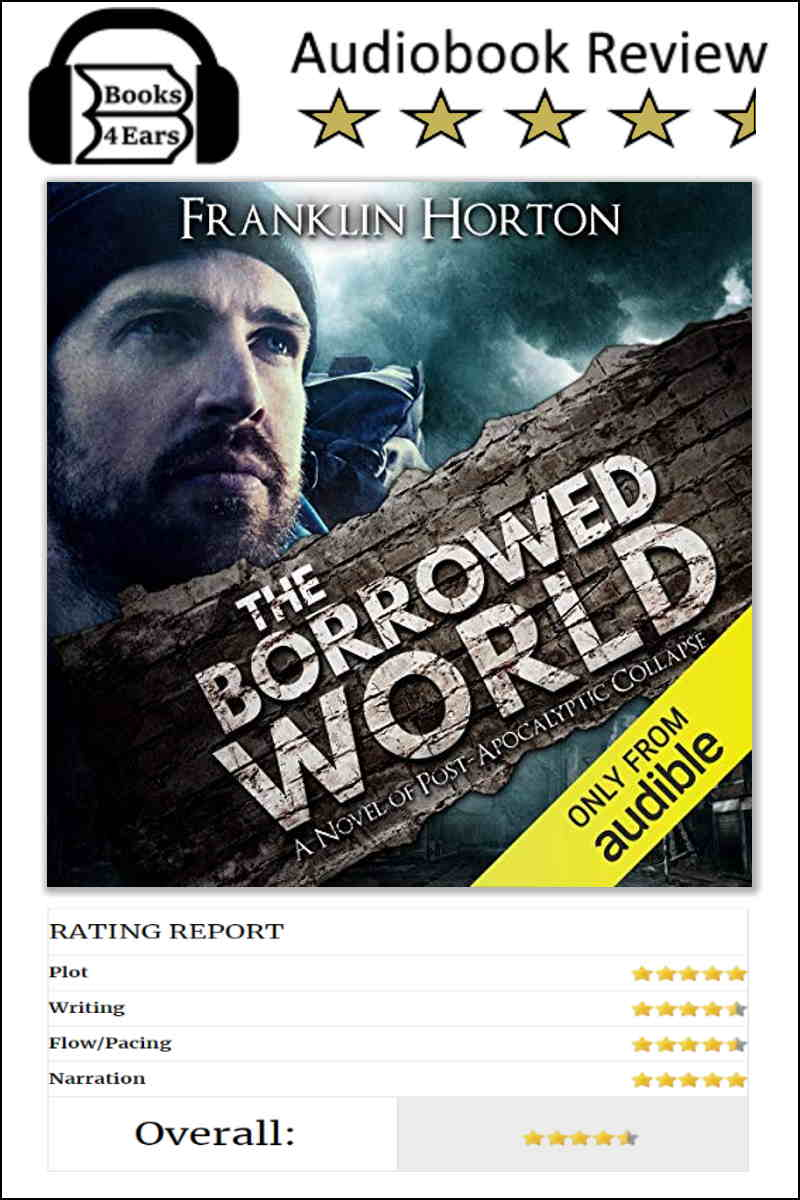 The Borrowed World detailed book review and complete character list via @Books4Ears via @Books4Ears