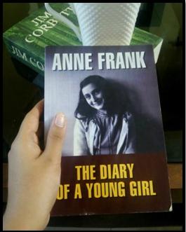 How Anne Frank changed Alisha's life