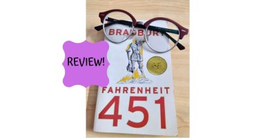 Book review of 'Fahrenheit 451' by Ray Bradbury