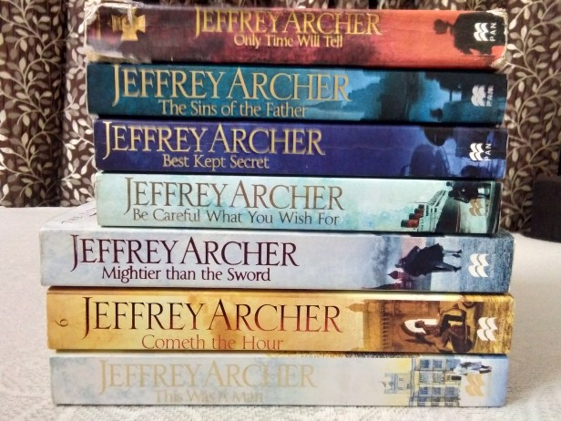How Jeffrey Archer became Delhi girl's motivation to read