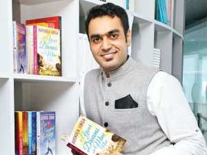 Chandigarh-based bestselling Indian author Ravinder Singh