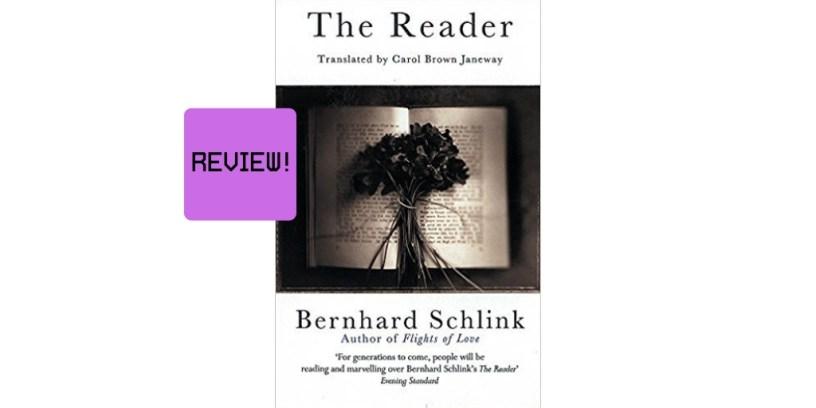 Book review of Bernhard Schlink's 'The Reader'