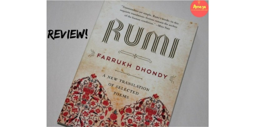 Review of Farrukh Dhondy's Rumi A New Translation