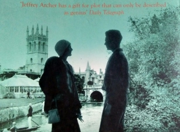 Cover of Jeffrey's Archer A Quiver Full of Arrows