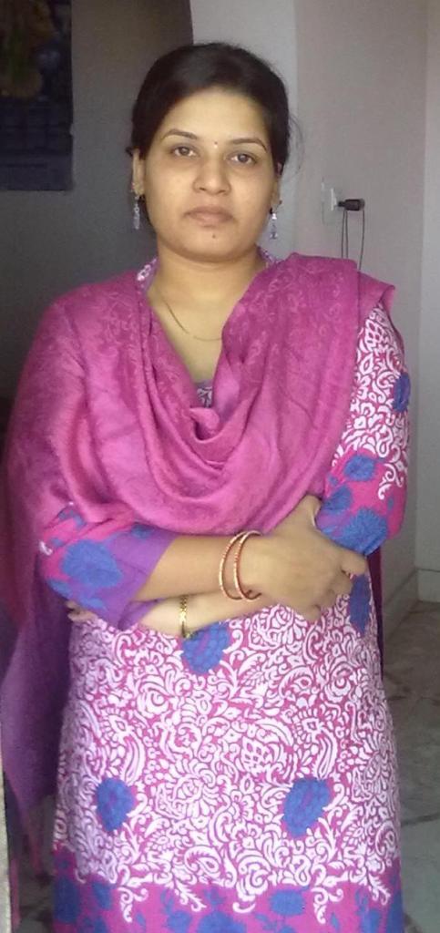 Assistant professor Sneha Soni