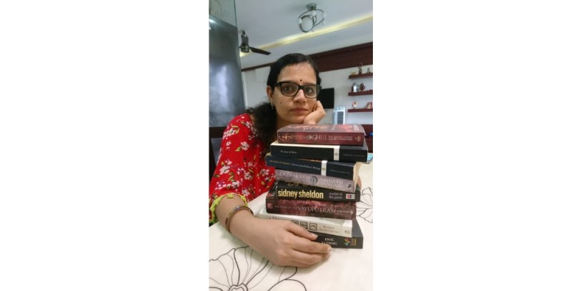 How Praveena started reading