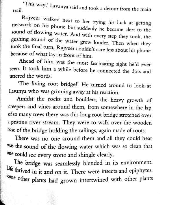 Excerpt about beauty of Northeast India from 'Will You Still Love Me?' by Ravinder Singh