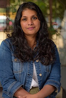 Bollywood screenwriter Bhavani Iyer - the author of 'Anon'