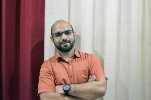 Gunjan Porwal, the author of Ashwatthama's Redemption: The Rise of Dandak