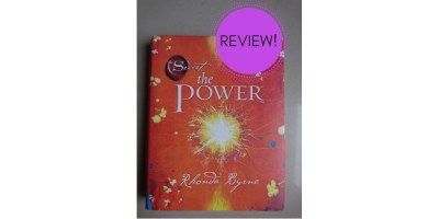 Book review of Rhonda Byrne's The Power