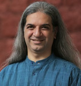 Khurshed Batliwala, the author of Happiness Express