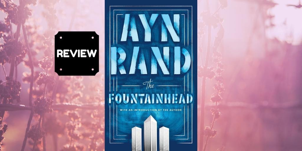 Ayn Rand The Fountainhead Book