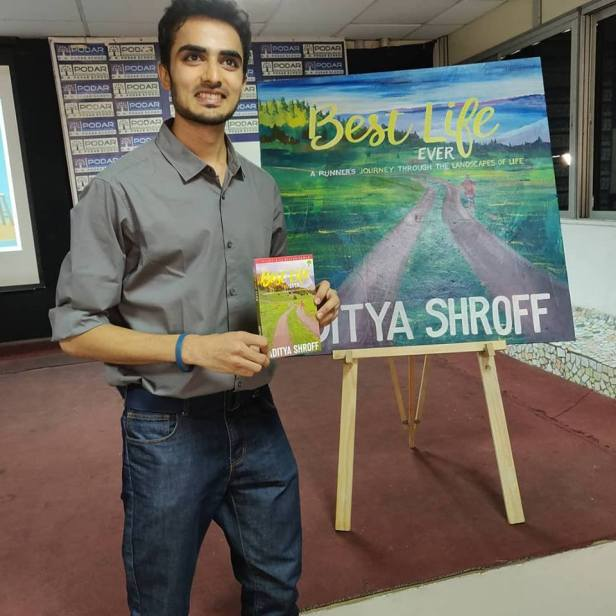 'The 5 AM Guy' Aditya Shroff, author of 'The Best Life Ever'