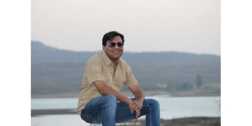 Kaushal Shah from Rajkot had an interesting first encounter with books