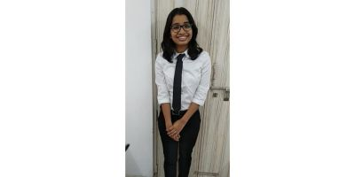 Aashi Dixit's life was transformed after she read Goosebumps