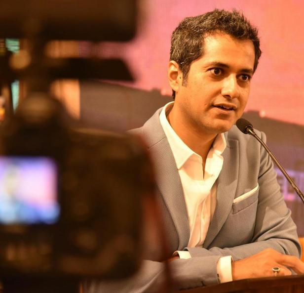 Manu Dhawan: Author of the bestselling novel 'The Unprodigal'