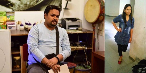 Sandeep Sharma and Leepi Agrawal: Authors of the bestselling novel 'Hey Dad! Meet My Mom