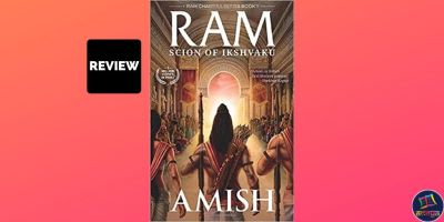 Book review of 'Ram: Scion of Ikshvaku' by Amish Tripathi