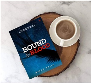 Bound of Blood, a novel by Mehak Walia