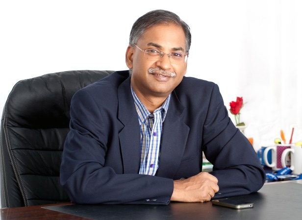 K. Vaitheeswaran, author of Failing to Succeed: The Story of India's First E-Commerce Company