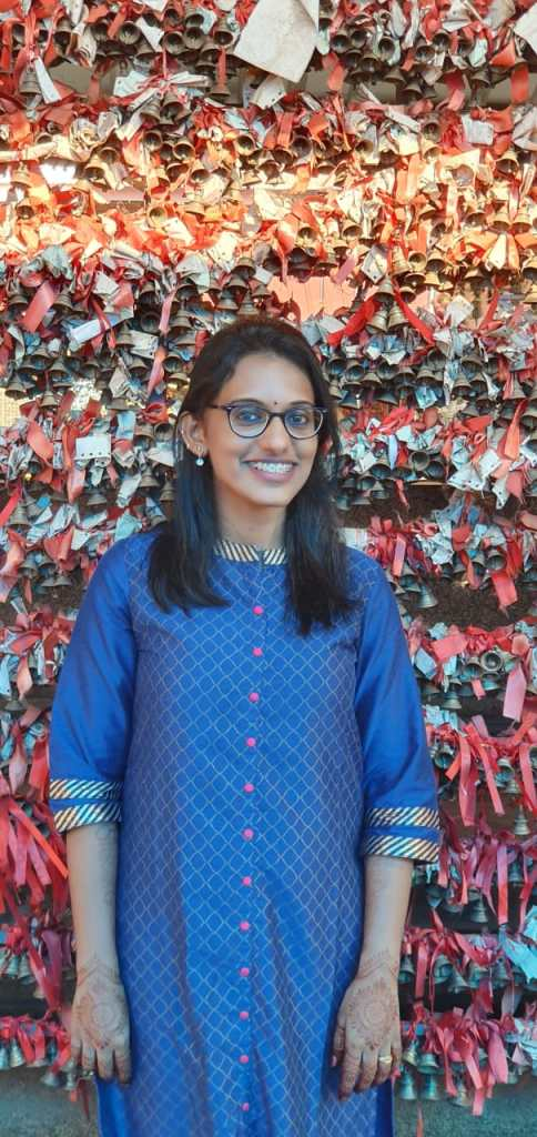 Logistical difficulties forced Aparna Ajith and her family to abandon their ancestral home