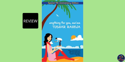 Anything for You Ma'am An IItian's Love Story is a novel about a boy who falls hopelessly in love with a South Indian girl