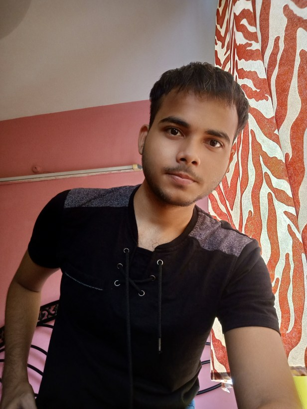 Sudipt Narayan Jha eventually got some help from his best friend