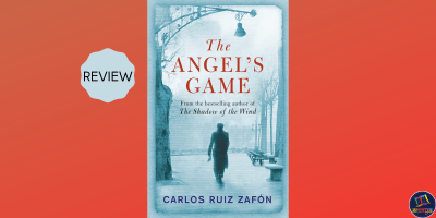 The Angel's Game is the second book in The Cemetery of Forgotten Books by Carlos Ruiz Zafón