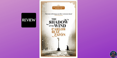 The Shadow of the Wind is the story of Daniel Sempere, whose life gets intertwined with the plot of his favorite book