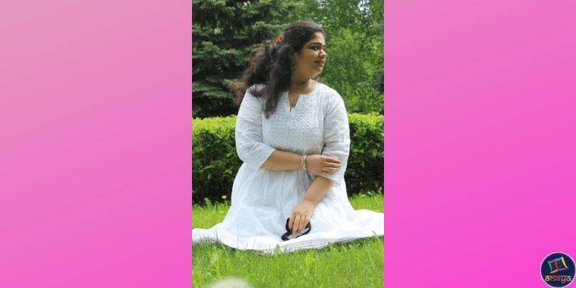 Once she confided in books, there was no looking back for Nishtha Saniyawala