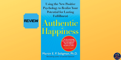 Martin Seligman's Authentic Happiness is a treatise on how the twin human goals of happiness and gratification can be achieved with a few simple steps