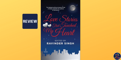 Love Stories that Touched my Heart is an anthopology of 25 short stories by debutant authors from all over the country