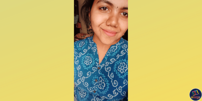 Following the motivation by her parents, Poornima Balsu started reading on a regular basis