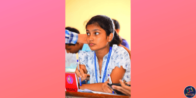 A library visit in the second grade helped Sneha Sen take her love for books to the next level