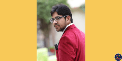 Kushank Kumar found solace in books amid excruciating physical and mental pain