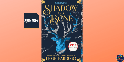 Leigh Bardugo's Shadow and Bone is Ameya's book review of the week
