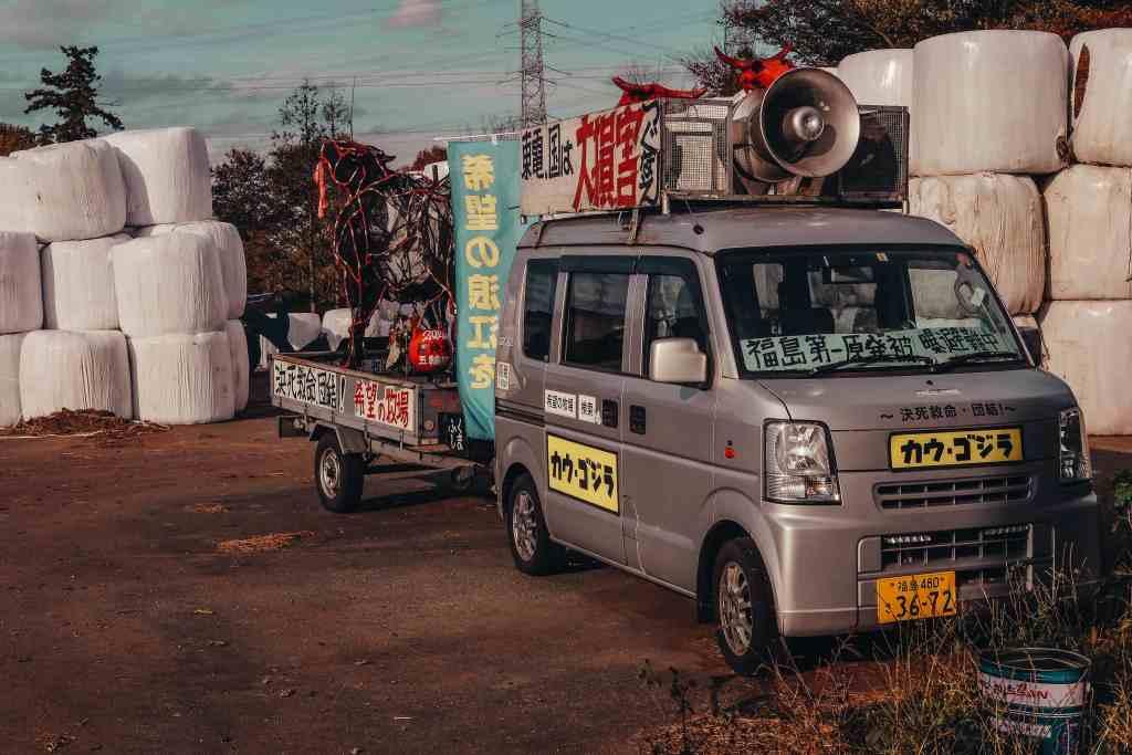 Photos Fukushima Nuclear Disaster Zone
