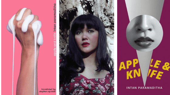 Apple and Knife Novel Indonesian Literature