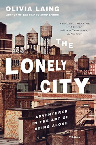 lonely city olivia lang