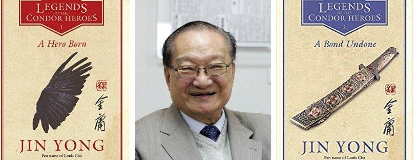 Jin Yong Condor Heroes Bond Undone