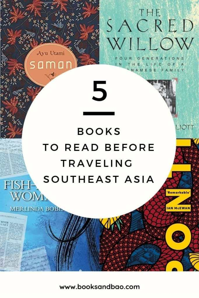 Books to Read Before Traveling to Southeast Asia