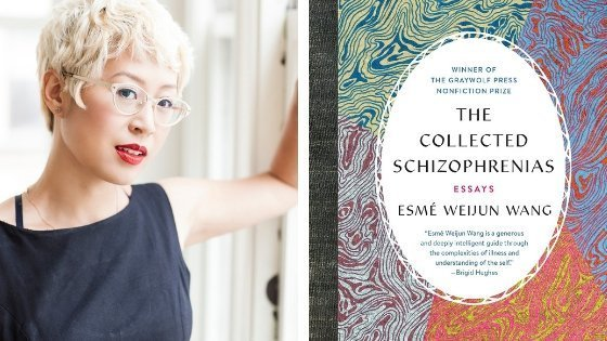 the collected schizophrenias Esme Wang Author