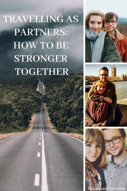 Travelling as Partners: How to Be Stronger Together