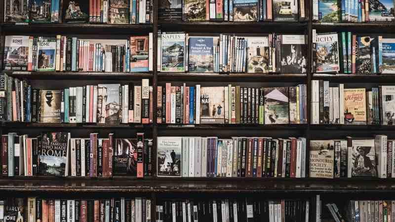 Second Hand Bookshops Australia