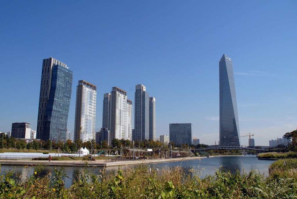 incheon city south korea