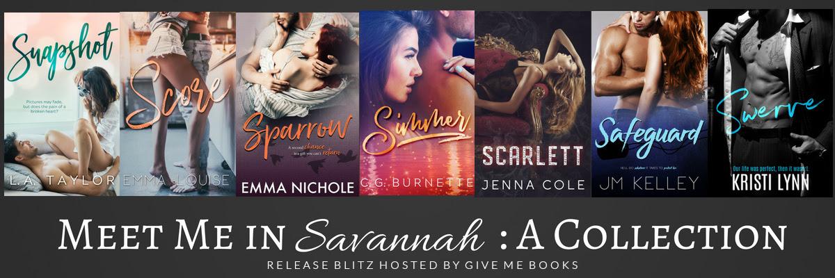 Book Review: Sparrow by Emma Nichole - Meet Me in Savannah