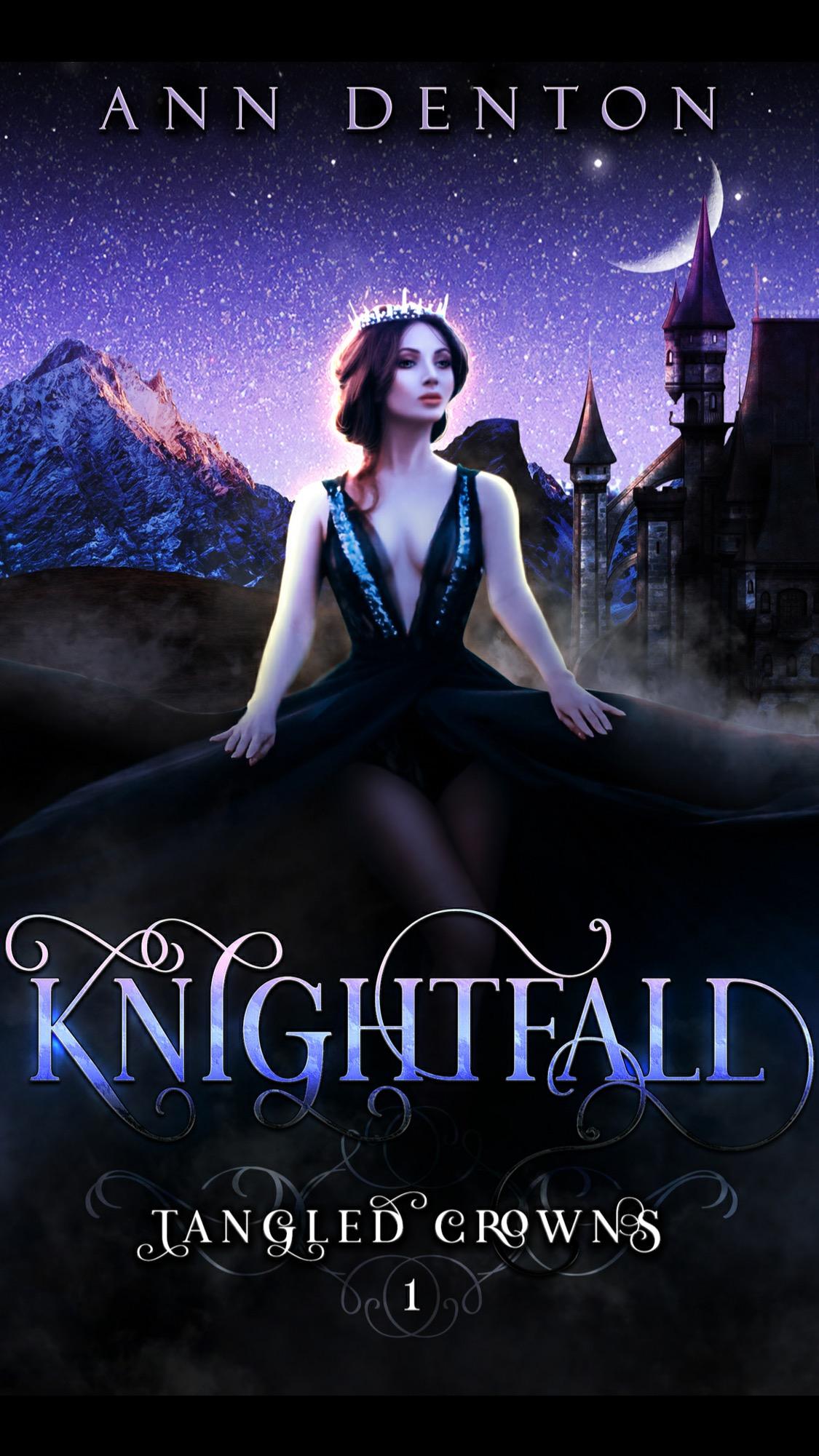 Knightfall by Ann Denton – A Book review